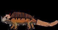 Dimetrodon conor daly