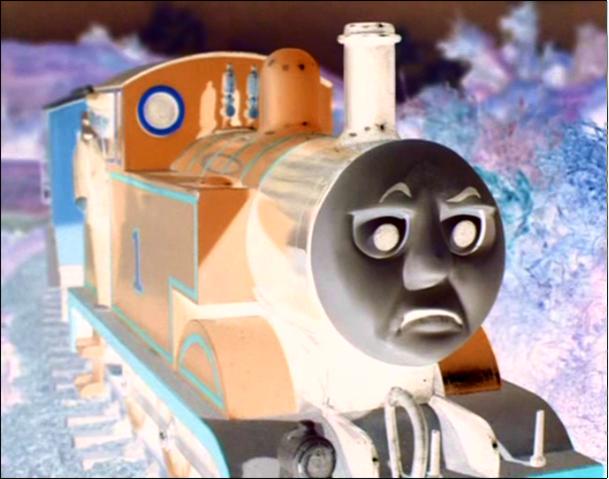 Evil Thomas the Tank Engine