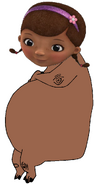 Hippo Doc McStuffins Sitting