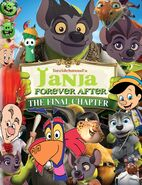 Janja (Shrek) Forever After (2010) Poster