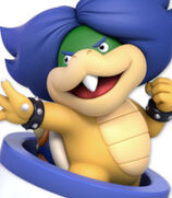 Ludwig Von Koopa in Super Smash Bros. Ultimate