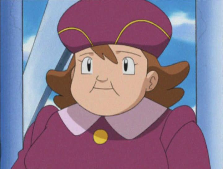 Miranda (Pokemon Advanced Challenge)