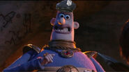 Nooth as A Police Man