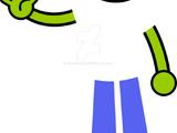 Dash (Shrek) (PBS Kids Style)