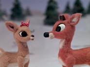 Rudolph met clarice