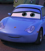 Sally in Cars 3