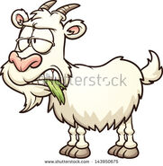 Stock-vector-cartoon-goat-vector-clip-art-illustration-with-simple-gradients-all-in-a-single-layer-143950675