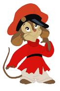 Fievel Mousekewitz as Bernard