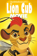 Lion Cub Movie Poster