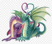 Male and Female European Dragons (V2)