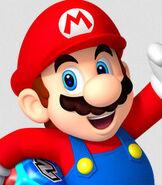 Mario in Mario Party - Island Tour