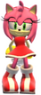 Mrs Amy Rose as Annetta Fish