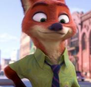 Nick Wilde the Fox