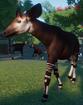 Okapi (Planet Zoo)