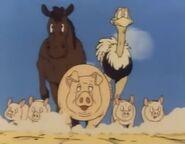 Ox-tales-s01e001-horse-ostrich-pigs