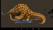 Pangolin in Lion (2019)