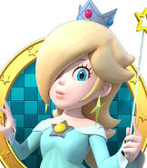Rosalina in Mario Party- Star Rush