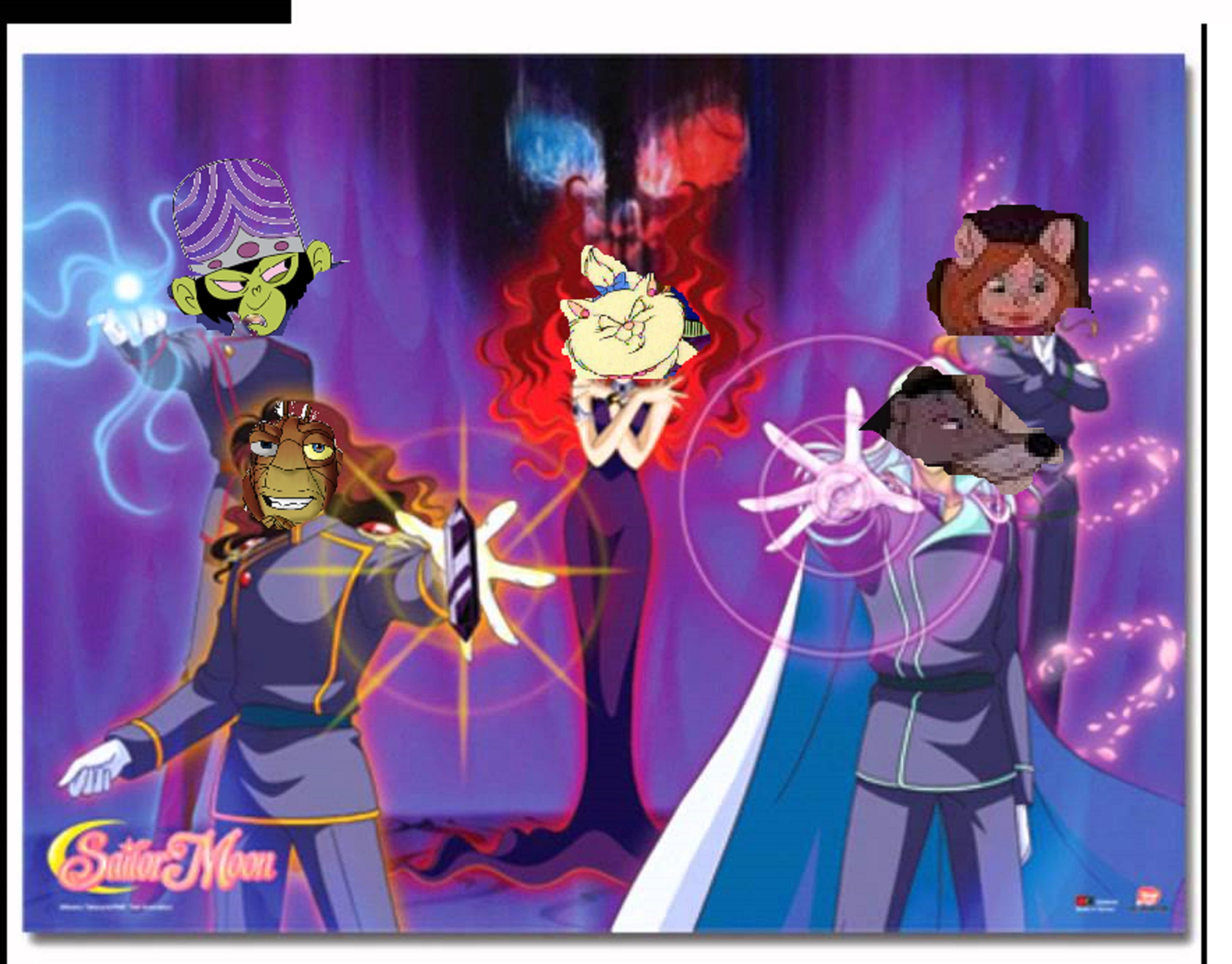 Dark Kingdom (Sailor Becky)