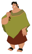 TENG- Pacha (full body) (with his hat removed)