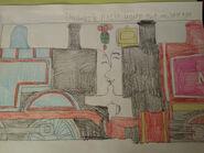 Thomas x rosie underneath the mistletoe by hamiltonhannah18 dealw6v-fullview