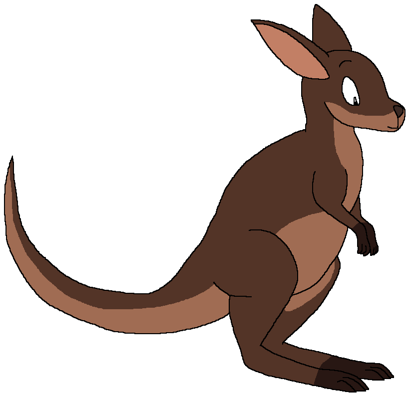 Bendett the Wallaby