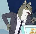 Bojack Horseman Wolf