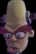 Crash Bandicoot N. Sane Trilogy Doctor Nitrus Brio Hologram