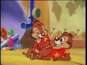 Dale Beside Himself (Alvin 'n Dale Rescue Rangers)