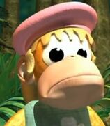 Dixie Kong in Donkey Kong Country (TV Series)