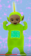 Green Name Dipsy