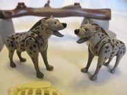 Hyena playmobil