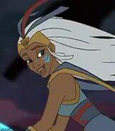 Kida in Atlantis Milo's Return
