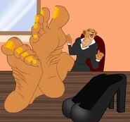 Nala s office feet gold variant by nannymcfeet ddx6vb2-fullview