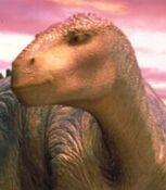 Neera in Dinosaur