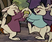 Rabbits hurray 10