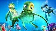 Sammy green sea
