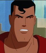 Superman in Superman The Animated Series