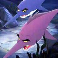Swordfishes (The Little Mermaid: Ariel's Beginning)