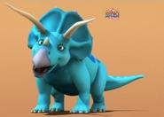 Triceratops dinosaur train