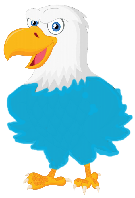 Clawsy the Eagle