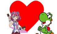 Yoshi and Zuzu