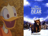 Character Likes Brother Bear (2003)