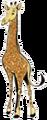 Giraffe hugo safari pc
