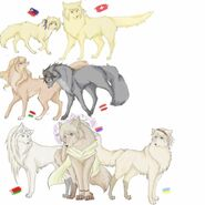 Hetalia Wolves (Part 1)