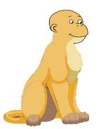 Lioness Muffy Sitting