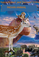NR1 SW1234 Indian Animal 2000 Poster