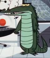 PPG 1998 Crocodile