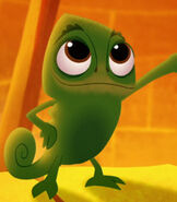 Pascal in Tangled- Before Ever After