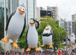 Penguins Balloons
