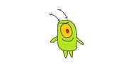 Plankton in Giant Plankton